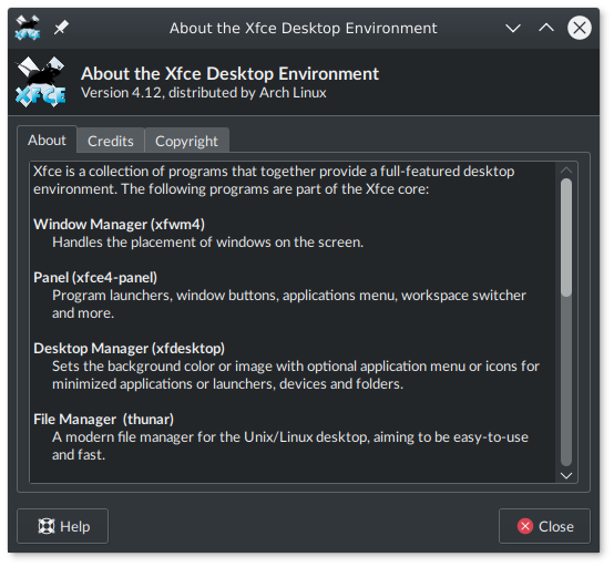 How to fix KWin window title font in Xfce – Filip Fila's blog